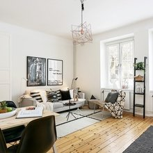 Фото из портфолио  Duvgränd 4, Sundbyberg – фотографии дизайна интерьеров на INMYROOM