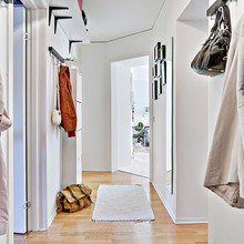 Фото из портфолио Thorburnsgatan 4B, Гетеборг – фотографии дизайна интерьеров на InMyRoom.ru