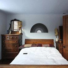 Фотография: Спальня в стиле Кантри, Эко, Дом, Переделка, Дом и дача – фото на InMyRoom.ru