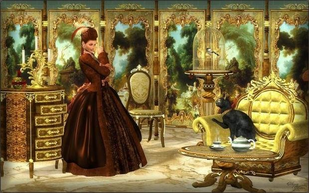 Фотография: Прочее в стиле , Классический, Франция, Интерьер комнат, Интерьерная Лавка – фото на InMyRoom.ru