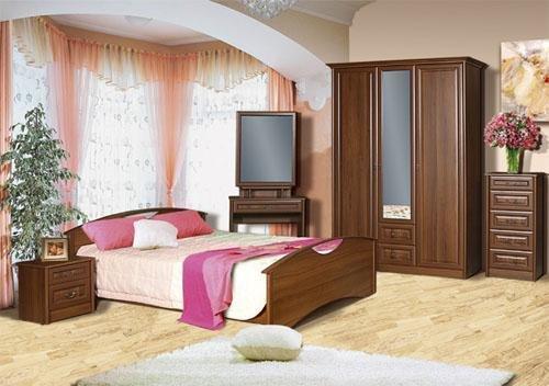 Фотография: Спальня в стиле Современный, Обои, Переделка, Плитка, Краска, Стеновые панели – фото на InMyRoom.ru