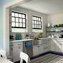 Фотография: Кухня и столовая в стиле Скандинавский, Декор интерьера, Интерьер комнат, Плитка – фото на InMyRoom.ru