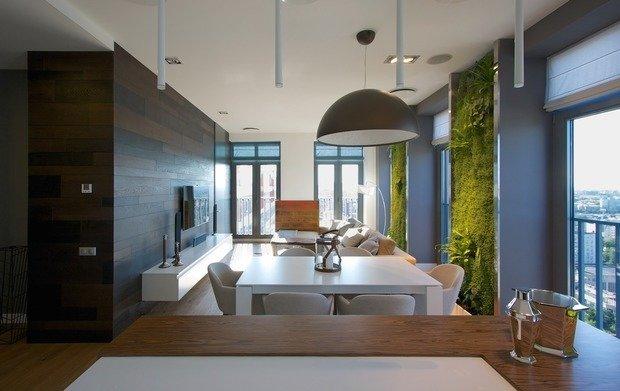 Фотография: Кухня и столовая в стиле Эко, Гид, LG – фото на InMyRoom.ru