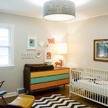 Фотография: Спальня в стиле Скандинавский, Дизайн интерьера, Декор – фото на InMyRoom.ru