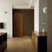 Фотография:  в стиле Современный, Квартира, Calligaris, Дома и квартиры – фото на InMyRoom.ru