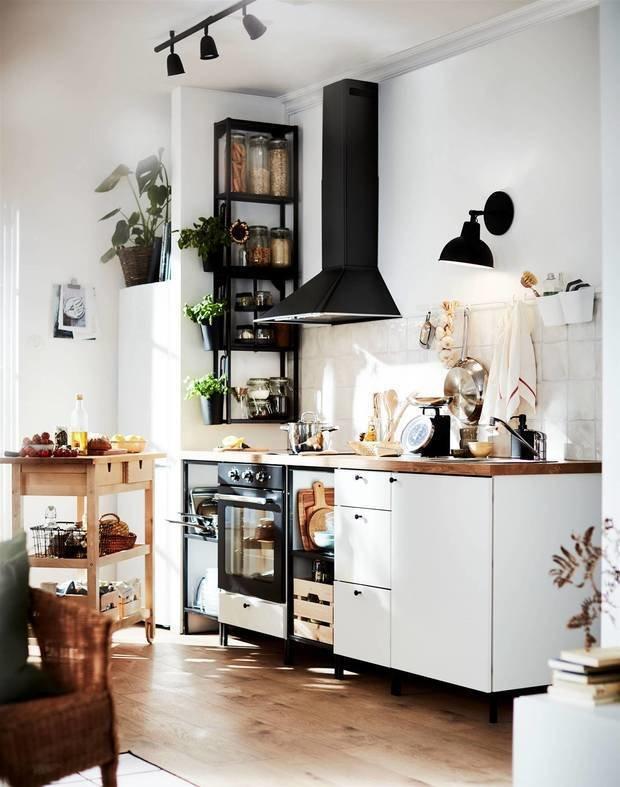 Фотография: Кухня и столовая в стиле Скандинавский, Гид, ИКЕА 2021, новый каталог ИКЕА, каталог ИКЕА 2021, кухни ИКЕА – фото на INMYROOM