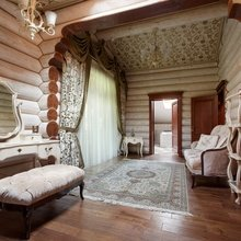 Фотография: Гостиная в стиле Кантри, Дом, Дома и квартиры, Проект недели, Дача – фото на InMyRoom.ru