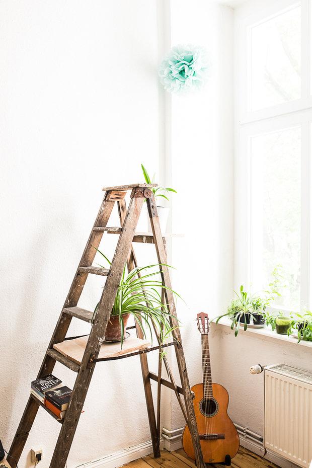 Фото из портфолио Трёшка в Берлине – фотографии дизайна интерьеров на INMYROOM