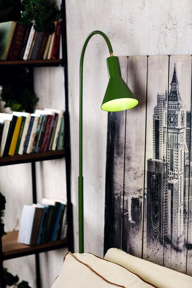 Фото из портфолио Металлические светильники loft – фотографии дизайна интерьеров на INMYROOM