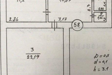 Узкая и длинная кухня (755см X 156см) - как правильно расставить технику и мебель