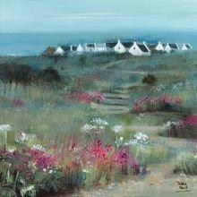 Картина (репродукция, постер): Ocean scene - Дебби Нилл