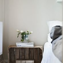 Фотография: Мебель и свет в стиле Кантри, Скандинавский, Современный, Квартира, Дома и квартиры, Советы, Стены, Подушки, Ремонт на практике – фото на InMyRoom.ru