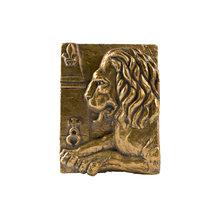 Панно Царь Мира (золотой)
