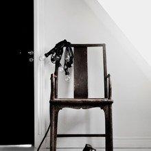 Фото из портфолио Черно-белый интерьер : стильный контраст и строгая элегантность – фотографии дизайна интерьеров на INMYROOM