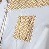 """Игровая палатка """"Yellow Zigzag"""""""