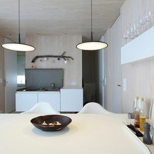 Фото из портфолио  Дом с зеркальным фасадом в Австрии – фотографии дизайна интерьеров на InMyRoom.ru