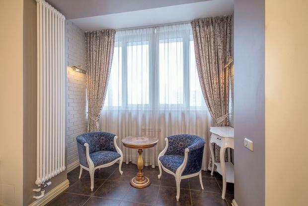 Фотография: Мебель и свет в стиле Классический, Эклектика – фото на INMYROOM