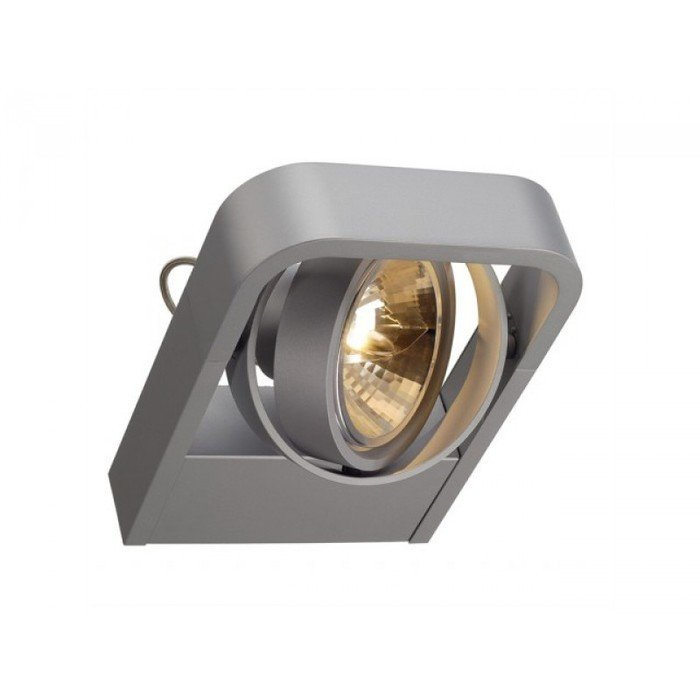 Светильник настенный SLV Aixlight R2 серебристый