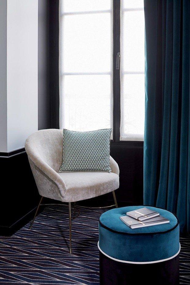 Фотография: Мебель и свет в стиле Современный, Спальня, Декор интерьера, Париж, Жан Луи Денио, Ора Ито – фото на INMYROOM