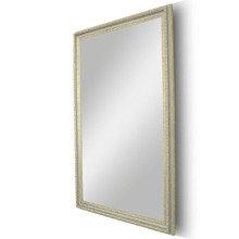 """Зеркало большое в голубоватой деревянной раме """"Живая Классика"""""""