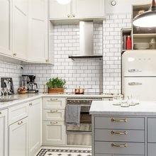 Фото из портфолио Шведская квартира с Северо-Европейским дизайном – фотографии дизайна интерьеров на InMyRoom.ru