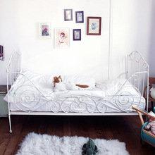 Фотография: Детская в стиле Кантри, Скандинавский, Спальня, Декор интерьера, DIY, Декор дома, Ковер – фото на InMyRoom.ru