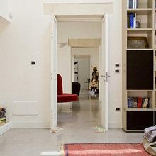Фотография: Прихожая в стиле Скандинавский, Дома и квартиры, Городские места, Отель, Бассейн – фото на InMyRoom.ru