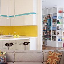 Фото из портфолио Проект квартиры – фотографии дизайна интерьеров на InMyRoom.ru