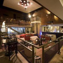 Фото из портфолио Интерьеры ресторанов – фотографии дизайна интерьеров на INMYROOM