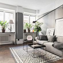 Фото из портфолио Ehrensvärdsgatan 4, Kungsholmen – фотографии дизайна интерьеров на INMYROOM