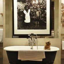 Фотография: Ванная в стиле Эклектика, Стиль жизни, Советы – фото на InMyRoom.ru