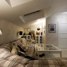 Фото из портфолио Квартира в стиле Прованс на Петроградской стороне – фотографии дизайна интерьеров на INMYROOM