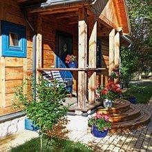 Фотография: Терраса в стиле Кантри, Дом, Польша, Дом и дача – фото на InMyRoom.ru