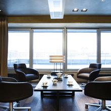 Фото из портфолио офис_на_улице_Бахрушино – фотографии дизайна интерьеров на InMyRoom.ru