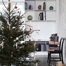Фото из портфолио Вдохновение для Рождества в деревне – фотографии дизайна интерьеров на InMyRoom.ru