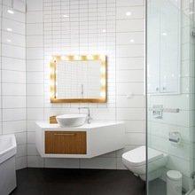Фото из портфолио Квартира с головой оленя – фотографии дизайна интерьеров на INMYROOM