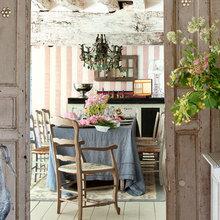 Фотография: Кухня и столовая в стиле Кантри, Декор интерьера, Декор дома, Прованс – фото на InMyRoom.ru
