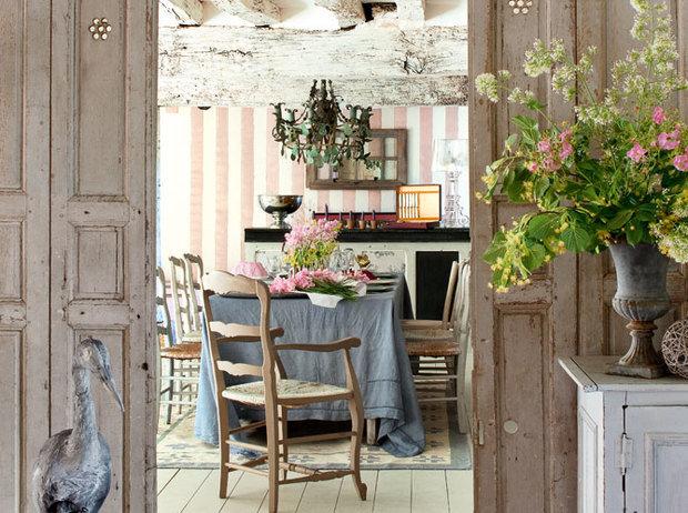 Фотография: Кухня и столовая в стиле Прованс и Кантри, Декор интерьера, Декор дома, Прованс – фото на InMyRoom.ru