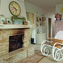 Фотография: Гостиная в стиле Кантри, Спальня, Декор интерьера, Квартира, Дом, Дача – фото на InMyRoom.ru