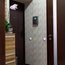 Фотография: Прихожая в стиле Современный, Декор интерьера, Малогабаритная квартира, Квартира, Декор дома, Переделка, Ар-деко – фото на InMyRoom.ru