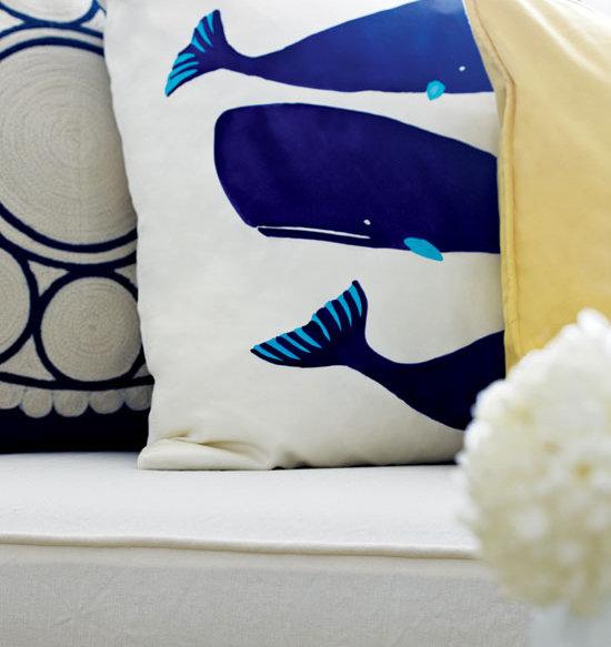 Фотография: Прочее в стиле , Декор интерьера, Дом, Цвет в интерьере, Дома и квартиры, Стены, Синий – фото на InMyRoom.ru