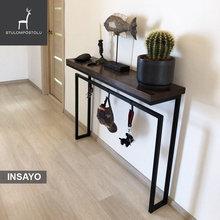 Фото из портфолио Консоль INSAYO – фотографии дизайна интерьеров на INMYROOM