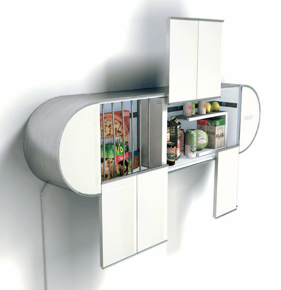 Фотография: Прочее в стиле , Кухня и столовая, Интерьер комнат, Бытовая техника – фото на InMyRoom.ru