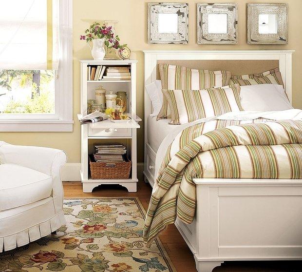 Фотография: Спальня в стиле Прованс и Кантри, Классический, Современный, Декор интерьера, DIY, Дом, Системы хранения – фото на InMyRoom.ru