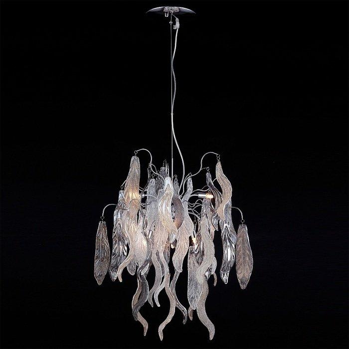 Подвесная люстра Lightstar Vetro Сolore в стиле арт-деко