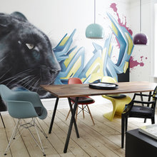 Фотография: Декор в стиле Лофт, Современный, Скандинавский, Квартира, Дания, Цвет в интерьере, Дома и квартиры, Белый – фото на InMyRoom.ru
