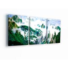 """Декоративная картина: """"Высоко в горах"""""""