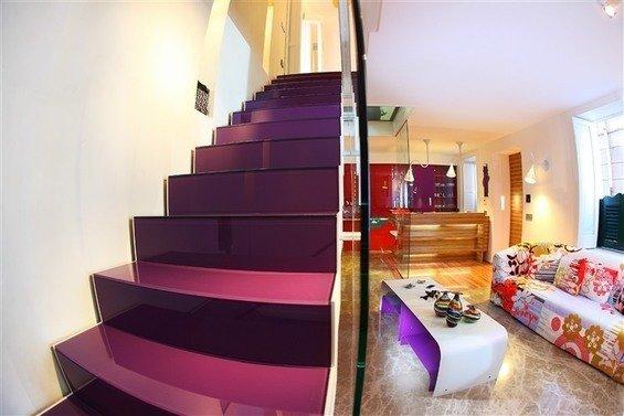 Фотография: Кухня и столовая в стиле Эко, Дом, Цвет в интерьере, Дома и квартиры – фото на InMyRoom.ru