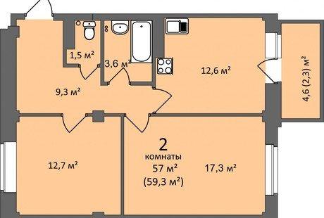 пожалуйста, помогите с планировкой квартиры.