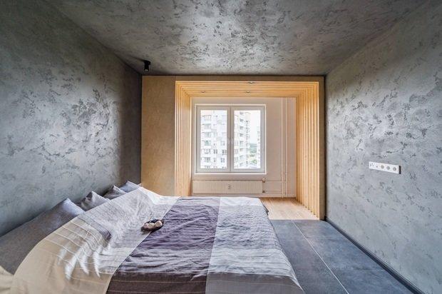Фото из портфолио Квартира 55 м2 – фотографии дизайна интерьеров на INMYROOM